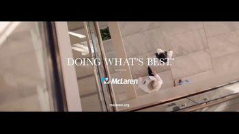 McLaren Health Care TV Spot, 'Best' - Thumbnail 10