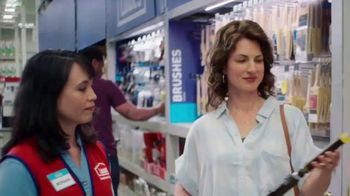 Lowe's TV Spot, 'Game-Changer: Stains and Paints Rebate' - Thumbnail 4