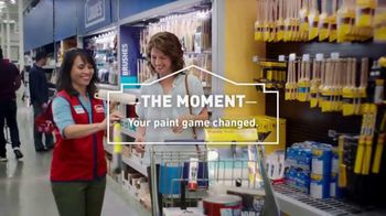 Lowe's TV Spot, 'Game-Changer: Stains and Paints Rebate' - Thumbnail 7