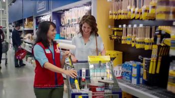 Lowe's TV Spot, 'Game-Changer: Stains and Paints Rebate' - Thumbnail 8