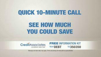 Credit Associates TV Spot, 'Out of Control Debt' - Thumbnail 9