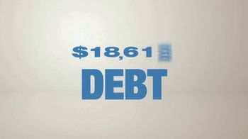 Credit Associates TV Spot, 'Out of Control Debt' - Thumbnail 2