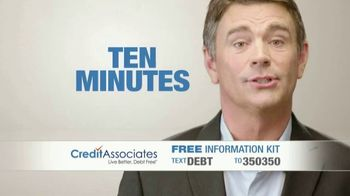 Credit Associates TV Spot, 'Out of Control Debt' - Thumbnail 6