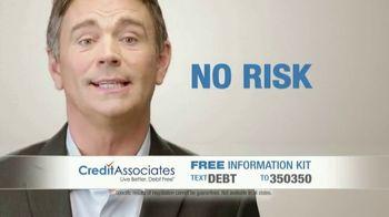 Credit Associates TV Spot, 'Out of Control Debt' - Thumbnail 7