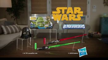 Star Wars BladeBuilders Role Play Gear TV Spot, 'Squeak' - Thumbnail 9