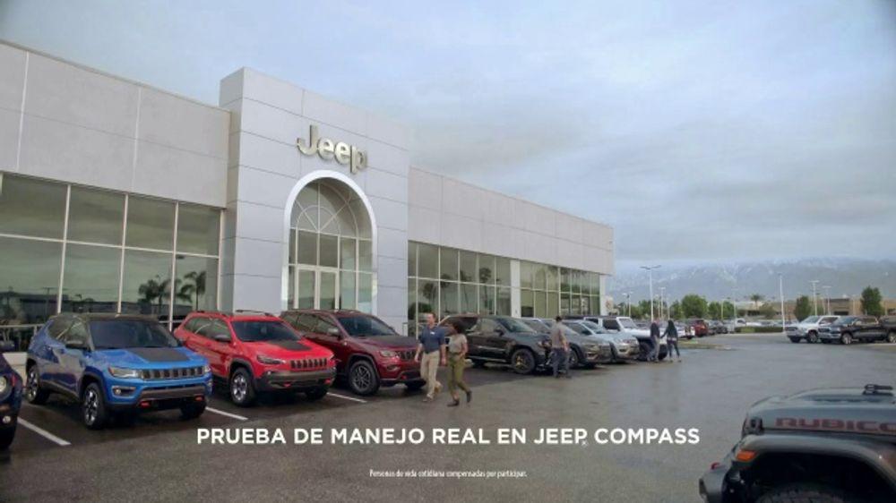 Jeep D??as de Aventura TV Commercial, 'Ultimate Test Drive: Compass' [Spanish] [T2