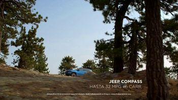 Jeep Días de Aventura TV Spot, 'Ultimate Test Drive: Compass' [Spanish] [T2]