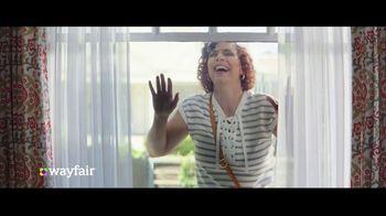 Wayfair TV Spot, 'She's Got Wayfair' - 3461 commercial airings