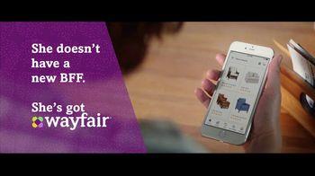 Wayfair TV Spot, 'She's Got Wayfair' - Thumbnail 10