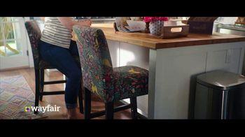 Wayfair TV Spot, 'She's Got Wayfair' - Thumbnail 5