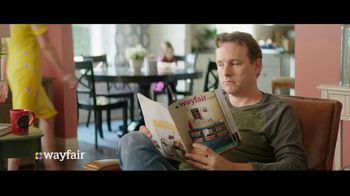 Wayfair TV Spot, 'Why Is Mom So Happy' - 1422 commercial airings