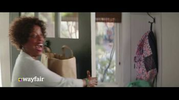 Wayfair TV Spot, 'You've Got Wayfair: Mother-In-Law' - Thumbnail 1