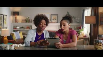 Wayfair TV Spot, 'You've Got Wayfair: Mother-In-Law' - Thumbnail 10