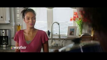 Wayfair TV Spot, 'You've Got Wayfair: Mother-In-Law'