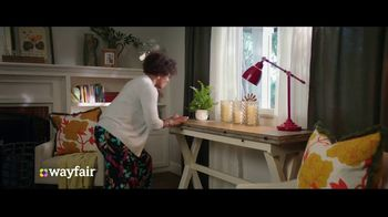Wayfair TV Spot, 'You've Got Wayfair: Mother-In-Law' - Thumbnail 6