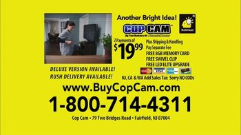 Cop Cam TV Spot, 'Wireless Security Camera' - Thumbnail 9