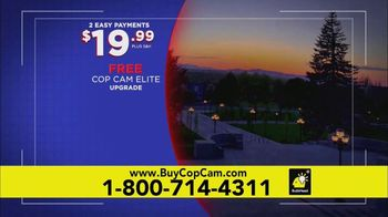 Cop Cam TV Spot, 'Wireless Security Camera' - Thumbnail 6