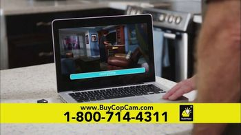 Cop Cam TV Spot, 'Wireless Security Camera' - Thumbnail 8