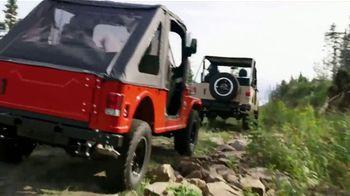 Mahindra ROXOR TV Spot, 'Hardcore Heritage' - Thumbnail 7