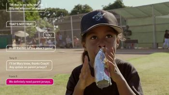 T-Mobile TV Spot, 'T-Ball: T-Mobile Has You Covered'