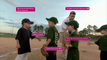 T-Mobile TV Spot, 'T-Ball: T-Mobile Has You Covered' - Thumbnail 9