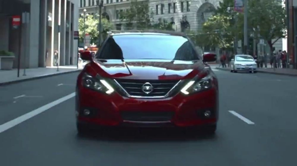 Nissan Commercial Song >> 2018 Nissan Altima Tv Commercial Extra Help T2 Video