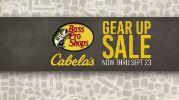 Bass Pro Shops Gear Up Sale TV Spot, 'Shirts, Boots and Grinder' - Thumbnail 2