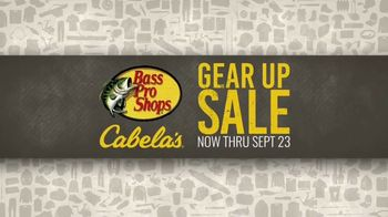 Bass Pro Shops Gear Up Sale TV Spot, 'Shirts, Boots and Grinder' - Thumbnail 3