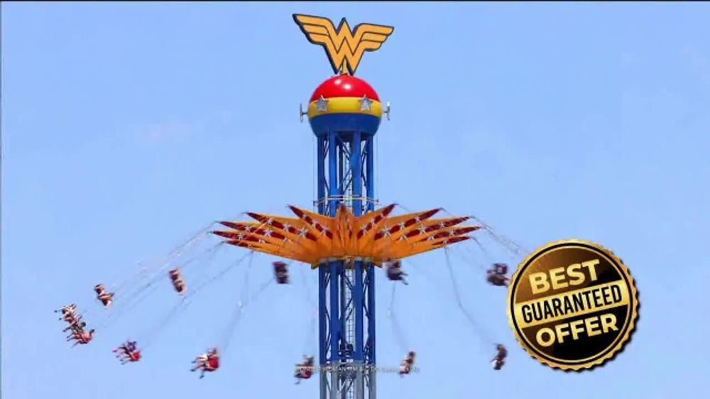 Six Flags Flash Sale TV Commercial, 'Biggest Event of the Year'