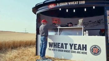 Jimmy John's Nine-Grain Wheat Sub TV Spot, 'Wheat Yeah' - Thumbnail 4