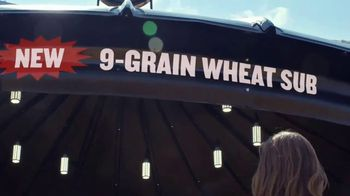 Jimmy John's Nine-Grain Wheat Sub TV Spot, 'Wheat Yeah' - Thumbnail 8