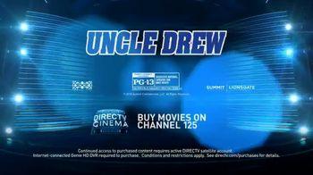 DIRECTV Cinema TV Spot, 'Uncle Drew' - Thumbnail 10