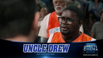 DIRECTV Cinema TV Spot, 'Uncle Drew'
