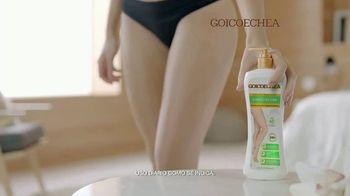 Goicoechea Ginko Biloba TV Spot, 'Piernas ligeras' [Spanish]