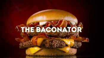 Wendy's Baconator TV Spot, 'Fair Fight'