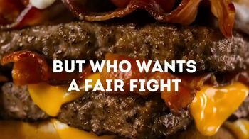 Wendy's Baconator TV Spot, 'Fair Fight' - Thumbnail 5