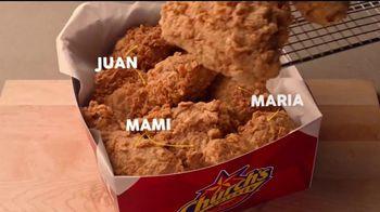Church's Chicken $15 Real Big Family Deal TV Spot, 'Para todos' [Spanish] - Thumbnail 6