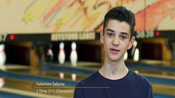 The United States Bowling Congress TV Spot, 'Youth Bowling: Solomon Salama' - Thumbnail 7