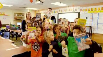 Morgan Stanley Eagles for Impact Challenge TV Spot, 'Book Trust 2018'