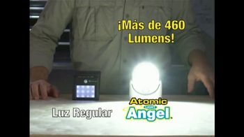 Atomic Angel TV Spot, 'Activa con movimiento' [Spanish] - 141 commercial airings