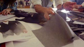 Men's Wearhouse Joseph Abboud Custom Suit TV Spot, 'Fabric and Details' - Thumbnail 2