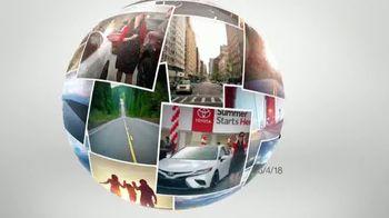 Toyota Summer Starts Here TV Spot, 'Sunglasses' [T2] - Thumbnail 8