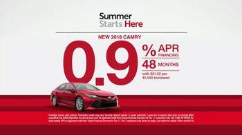 Toyota Summer Starts Here TV Spot, 'Sunglasses' [T2] - Thumbnail 7