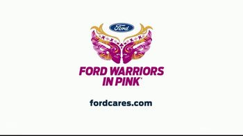 Ford Warriors in Pink TV Spot, 'Helping' Featuring James Denton - Thumbnail 8