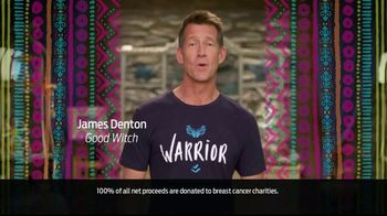 Ford Warriors in Pink TV Spot, 'Helping' Featuring James Denton - Thumbnail 6