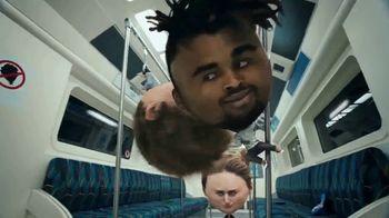 Airheads Bites TV Spot, 'Subway'