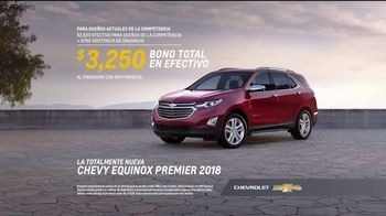 Chevrolet TV Spot, 'New Couple' [Spanish] [T2] - Thumbnail 10