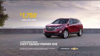 Chevrolet TV Spot, 'New Couple' [Spanish] [T2] - Thumbnail 7