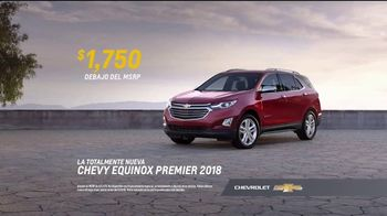 Chevrolet TV Spot, 'New Couple' [Spanish] [T2] - Thumbnail 8