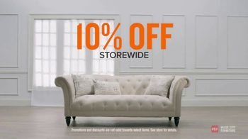 Value City Furniture Pre-Memorial Day Sale TV Spot, 'Double Discount' - Thumbnail 3
